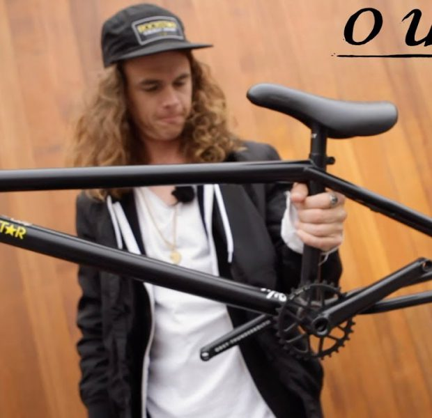 HOW DOES TOM DUGAN TRAVEL? BMX BIKE CHECK