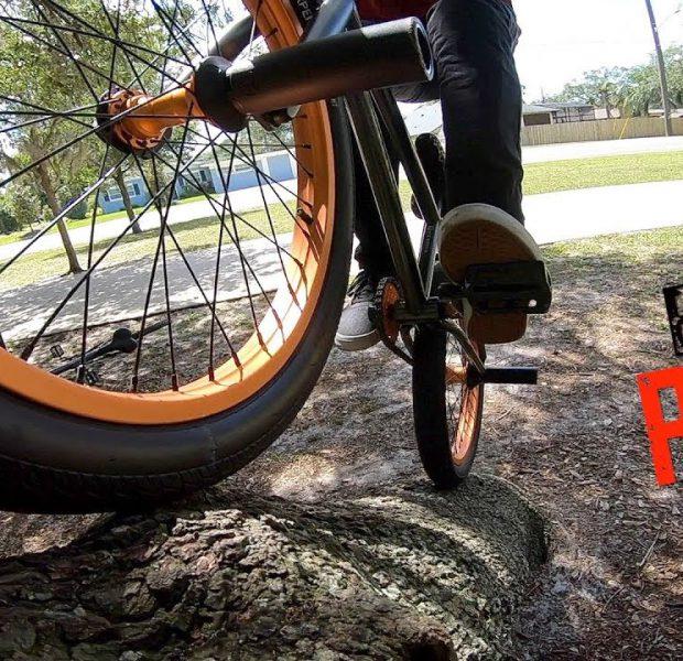 Sketchy Bike Ride!