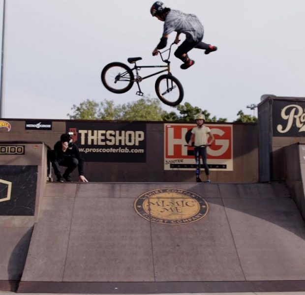 The Future Of BMX Is Bright – Hot Wheels Superchargers Event