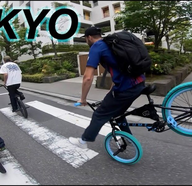 Tokyo Streets and Security (BMX)