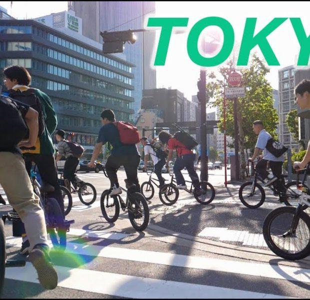 TOKYO'S STREET BMX SCENE