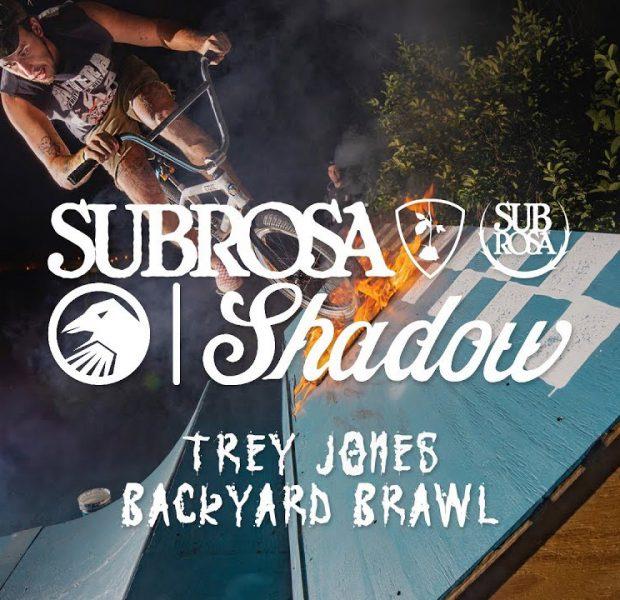 Trey Jones – Backyard Brawl