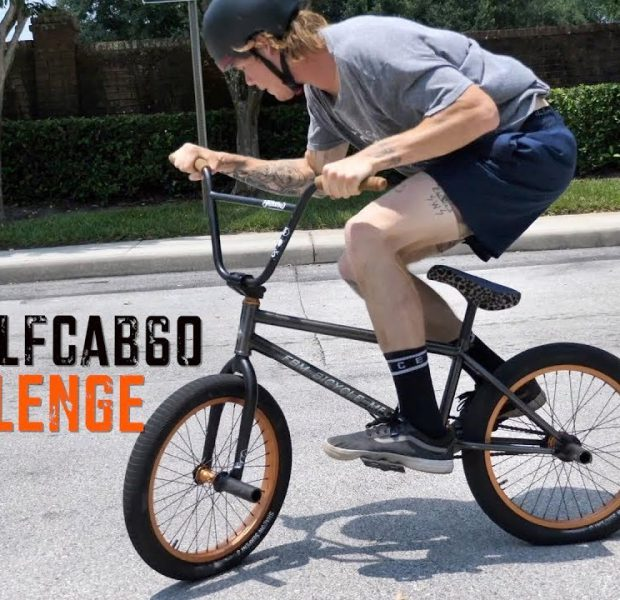180/Half Cab Challenge! – Beat Big Boy, Win A Prize!