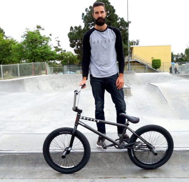 BMX BIKE CHECK – ANDREW LAZARUK