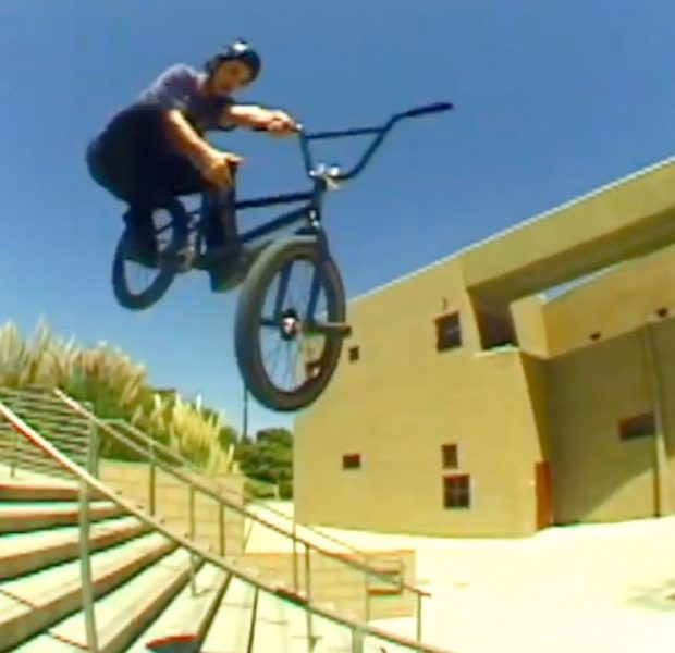 BMX – BRAD & DYLAN MOORE TCU EXCLUSIVE