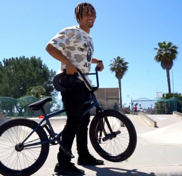 BMX – CHAD KERLEY DAY IN THE LIFE