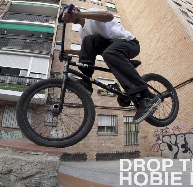 BMX: DROP THE PIN – HOBIE DOAN IN BADALONA, SPAIN!
