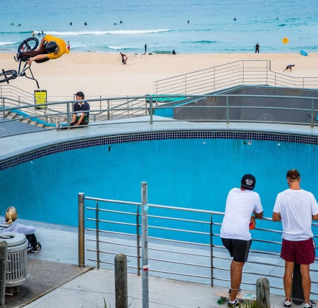 BMX / Odyssey Tourism Bureau: Australia