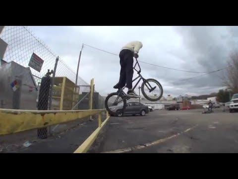 BMX – ZACH BEARLEY PITTSBURGH STREET EDIT