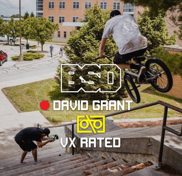 BSD BMX – David Grant VX Rated