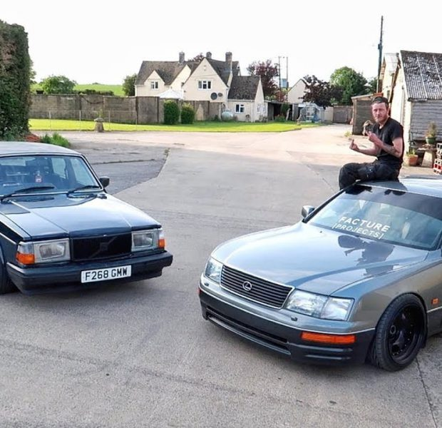 Buying cheap RWD cars from the 90's