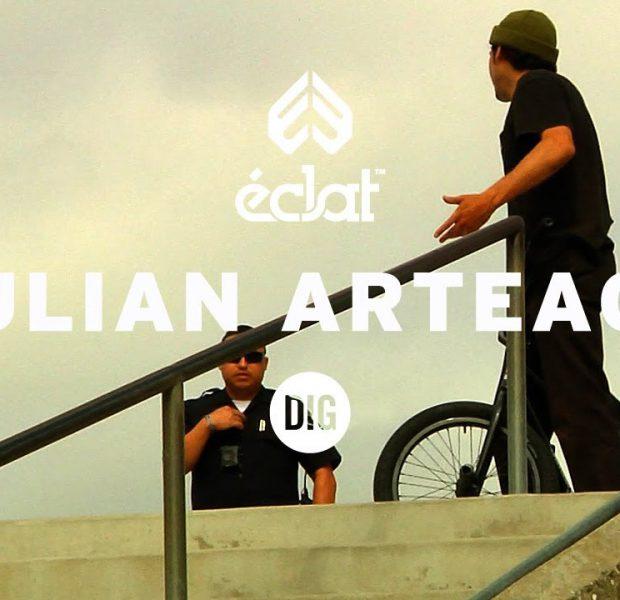 Eclat BMX | No Luck | Julian Arteaga