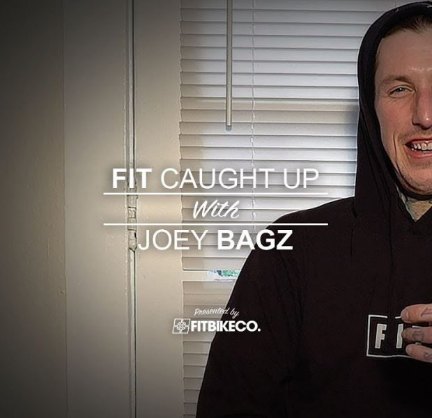 Fit Caught Up with Joey Bagz