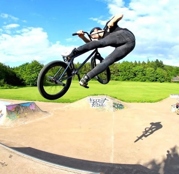 Getting back into BMX with Mick & Clem
