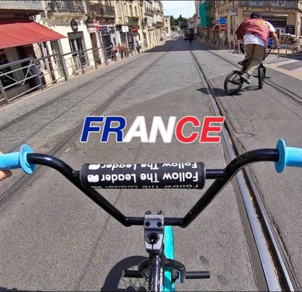 Insane France BMX Road Trip!
