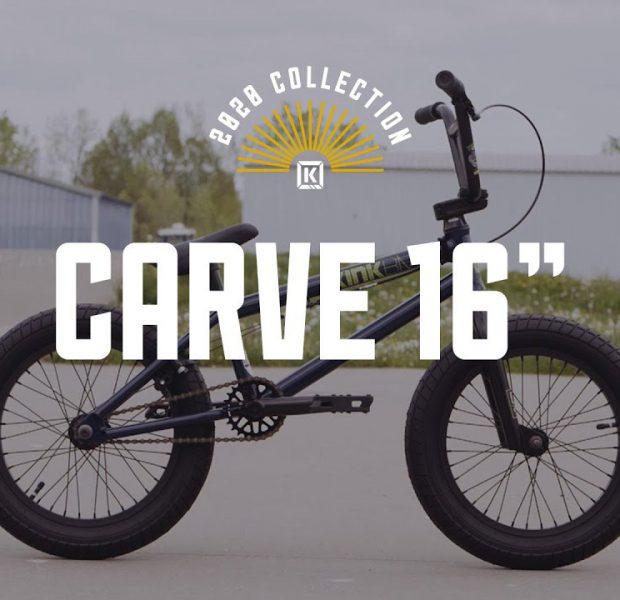 Kink Carve 16″ 2020 Bike