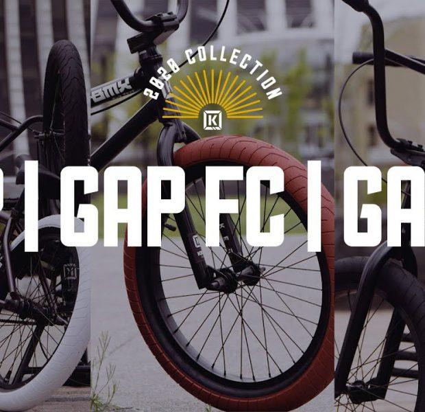 Kink Gap, Gap FC, & Gap XL 2020 Bike
