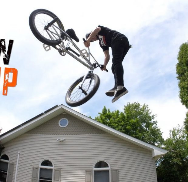 NEW RAMP RIDE! (He Did Not Jump The House)