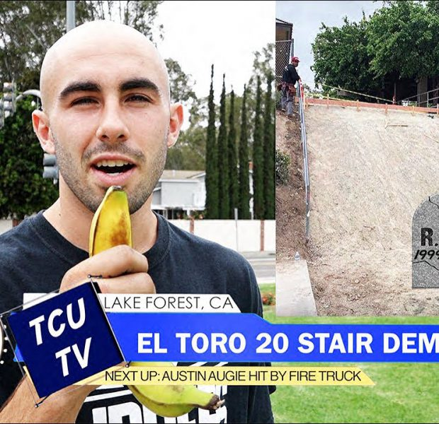THE DESTRUCTION OF EL TORO- TCU TV NEWS!