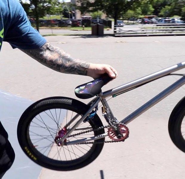 The Lightest BMX Bike Just Got Lighter!