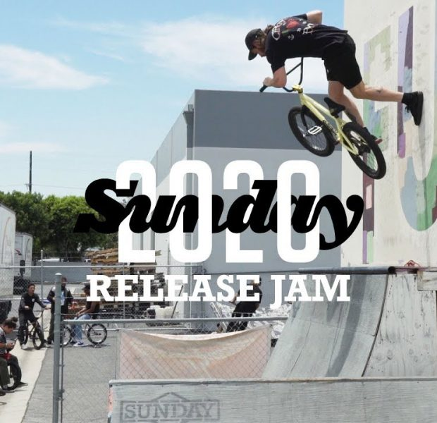 BMX / 2020 Sunday Bikes Release Jam