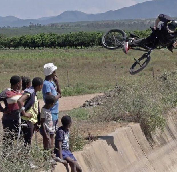 BMX IN SOUTH AFRICA… SA-FARI Adventure