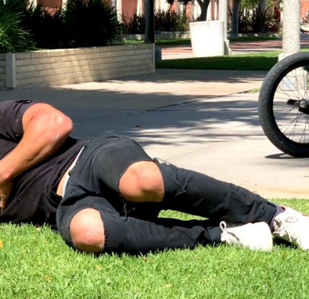 BMX – THE CRASH WAS WORTH IT