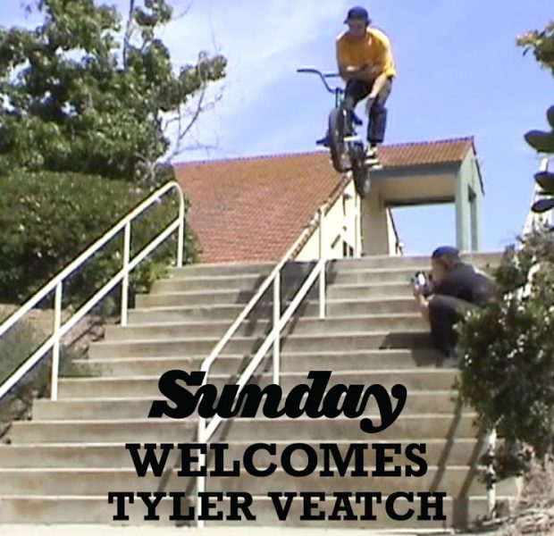 BMX / Tyler Veatch – Welcome to Sunday Flow