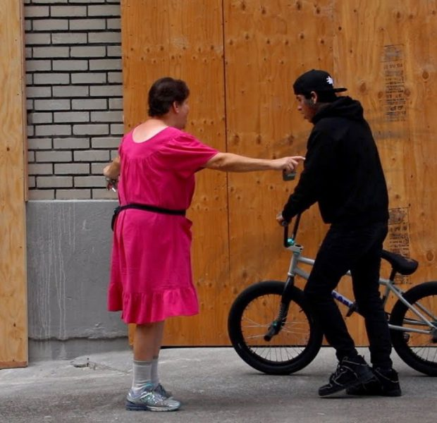 CRAZY & ANGRY PEOPLE vs BMX