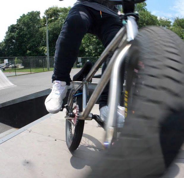 CRAZY Close Call At The Skatepark!