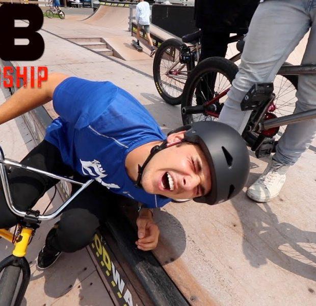 Game Of Bike *CHAMPIONSHIP* Round 2: Matty Cranmer vs. Jabe Jones