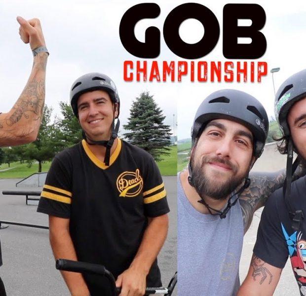 Game Of Bike *CHAMPIONSHIP* Round 1: Big Boy vs. Dom Simoncini – Brooklyn vs. Trey Jones