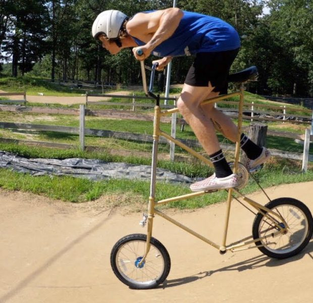 I Bet You've NEVER Seen A BMX Bike Like This Before!