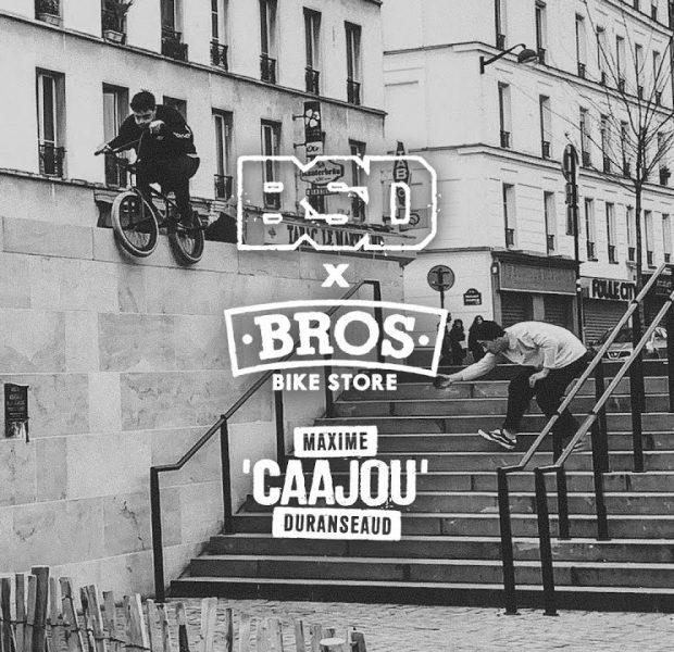 Maxime 'CAAJOU' Duranseaud – Bros Store x BSD