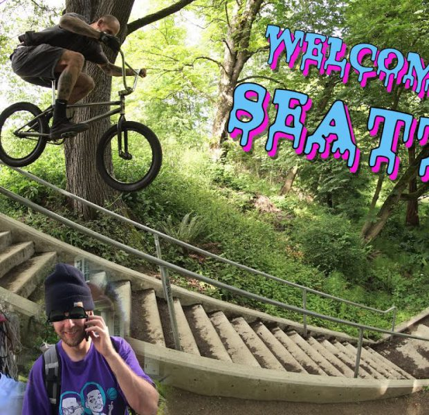 S&M BMX: Welcome To Seattle!
