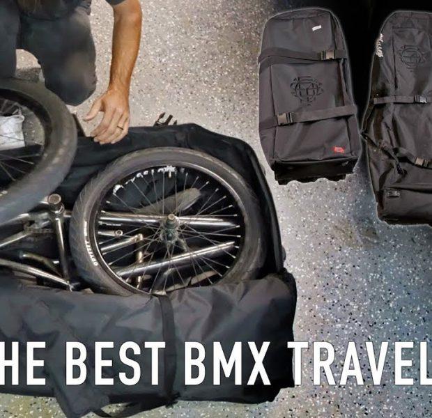 The Best BMX Travel Bag? Odyssey Traveler Bag Review