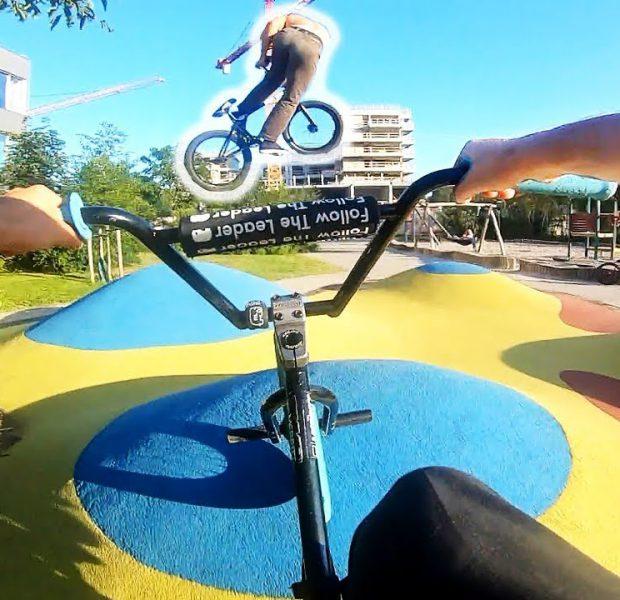 The BEST City for BMX!?