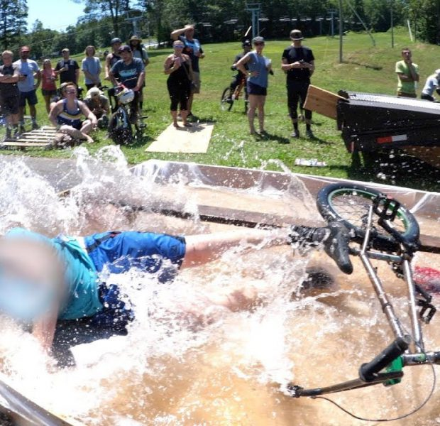 Wet And WILD Obstacle Course Challenge!