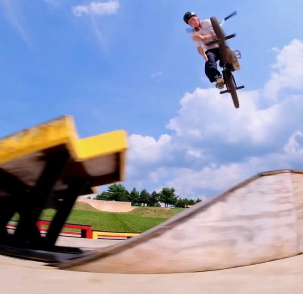 """15 Year Old BMXer DESTROYS – JACK SEELEY- """"IN THE STICKS"""""""