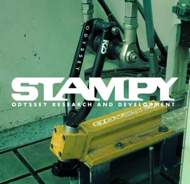 2019 STAMPY FORK TEST   Odyssey BMX