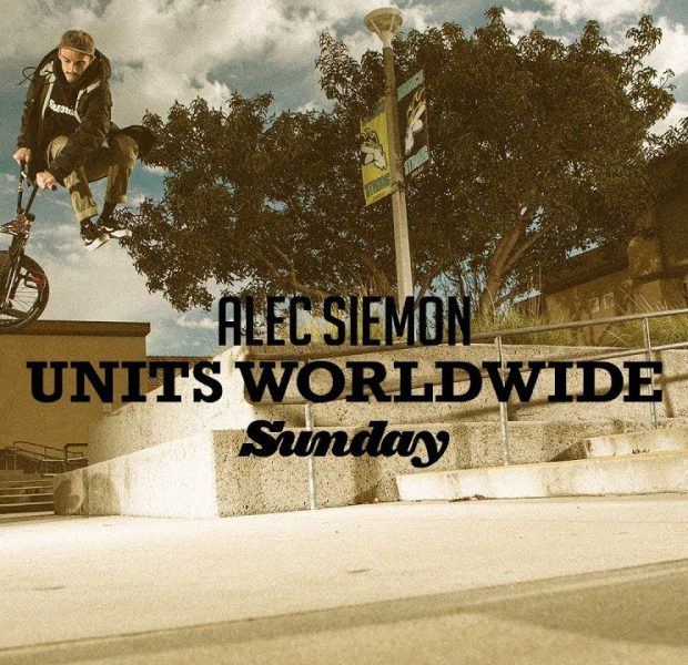 ALEC SIEMON | Sunday Bikes – Units Worldwide | BMX