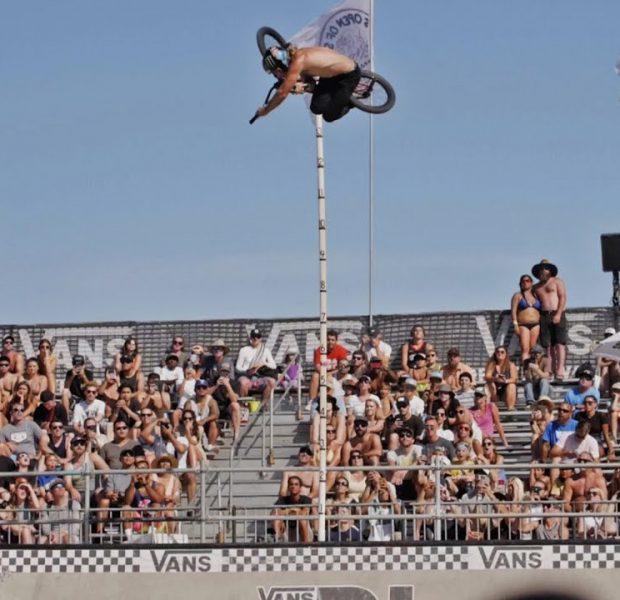 BMX HIGH AIR EVENT – VANS REBEL JAM 2019