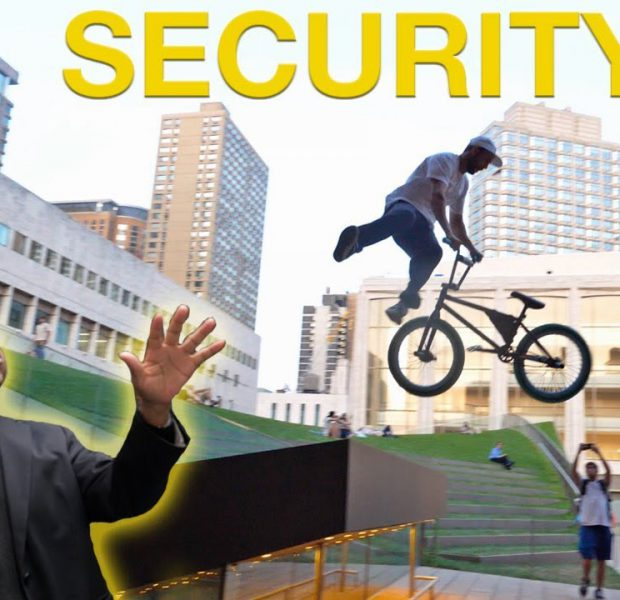 BMX Security Challenge in NYC 5