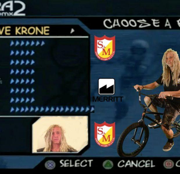 Dave Mirra BMX – Krone X NBD Edition