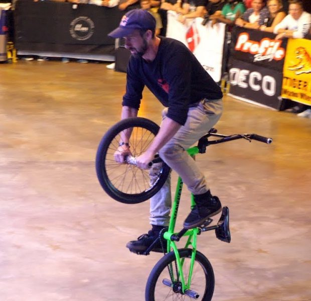 Is This The HARDEST Trick Ever On A Bicycle?