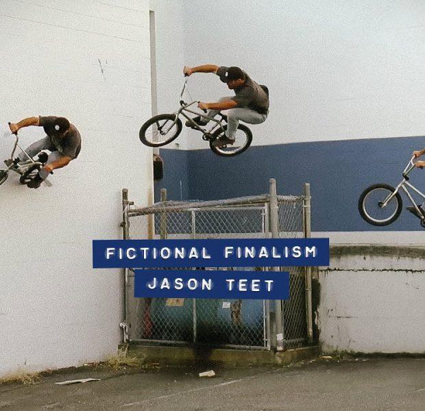 Jason Teet Fictional Finalism – Vancouver BMX street