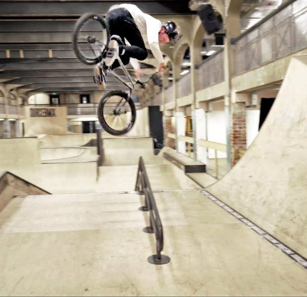 LOCKED IN A SKATEPARK – STUART CHISHOLM @ SOURCE BMX