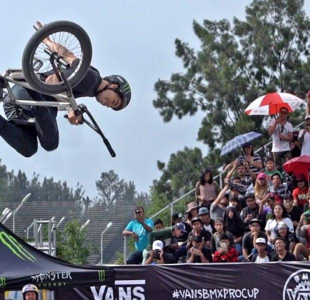 SEMI-FINALS HIGHLIGHTS – VANS BMX PRO CUP 2019 MEXICO CITY