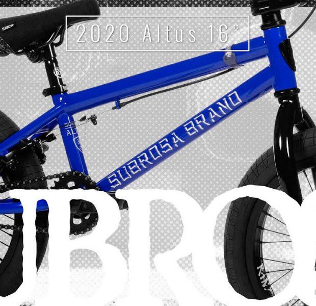 Subrosa Altus 16″ 2020 Complete Bike