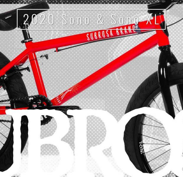 Subrosa Sono & Sono XL 2020 Complete Bikes